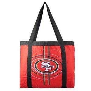 NFL San Francisco 49ers Tailgate Tote Bag